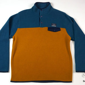 NEW Men's Massive Outdoor 1/4 Snap Fleece Pullover